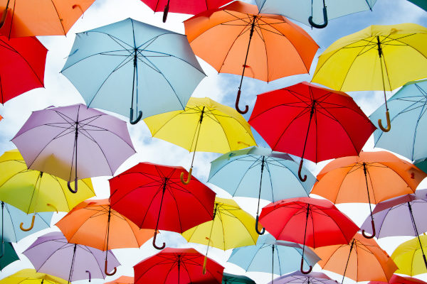 Yritys-Sateenvarjot
